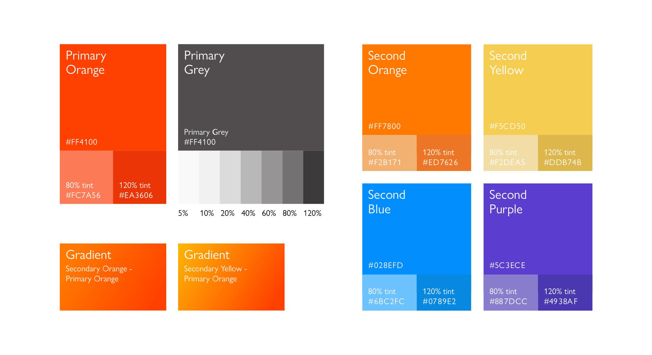 somar brand colour palette