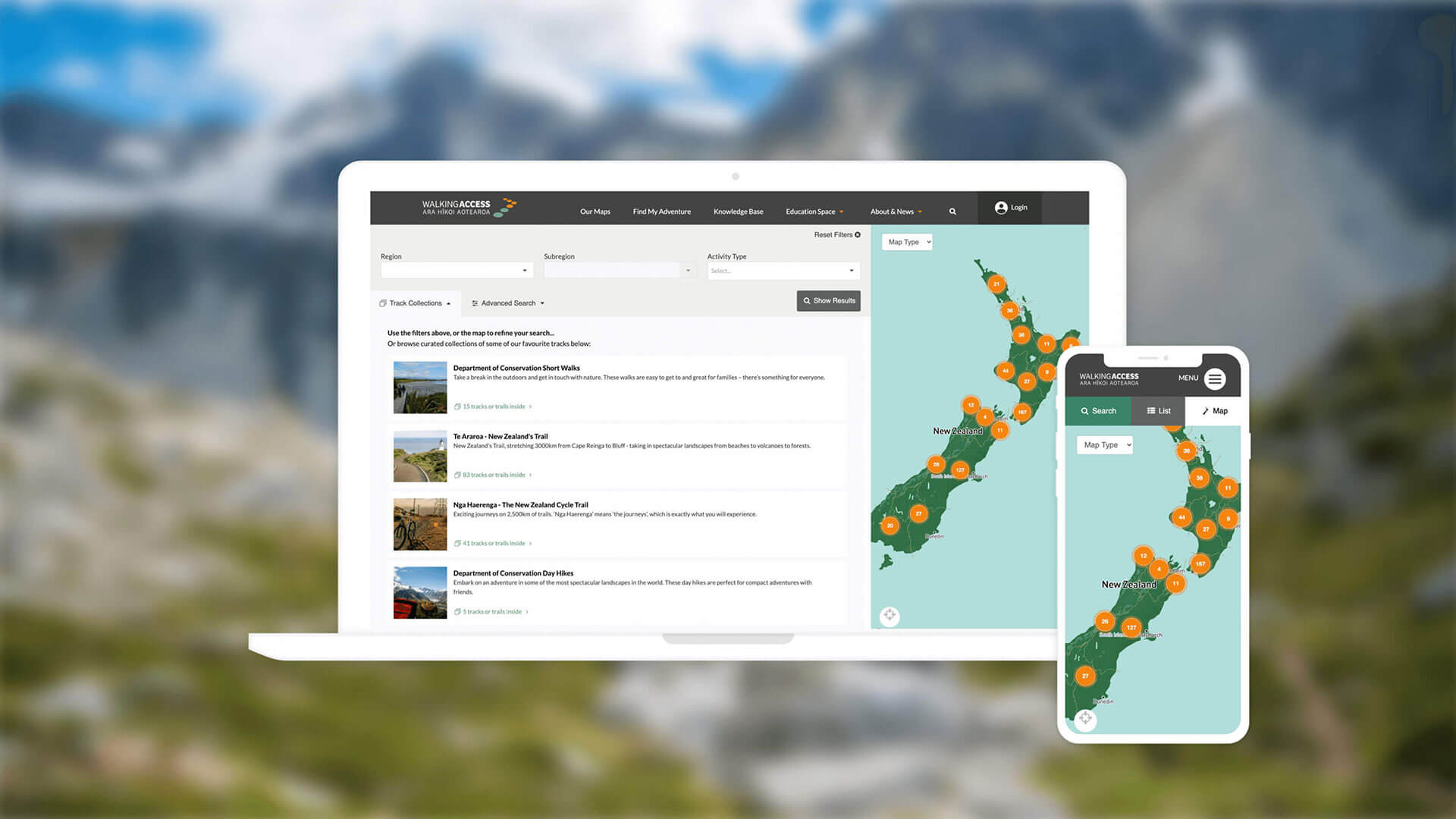 NZ Walking Access Commission